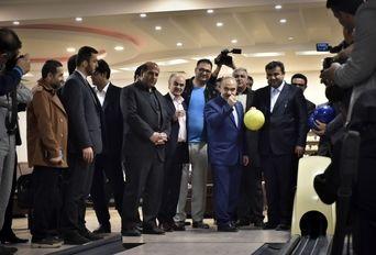 بازدید وزیر ورزش و جوانان از اماکن ورزشی آمل و ساری