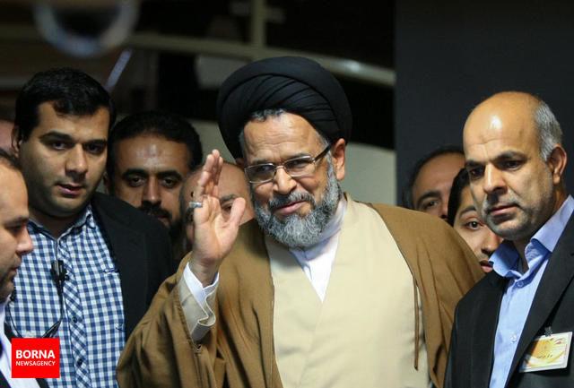 توضیحات وزیر اطلاعات در مورد دستگیری شارمهد