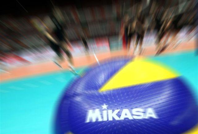پیروزی امیدهای والیبال مقابل تیم ملی چین