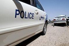 مجروح شدن سارق و مامور انتظامی در بجنورد