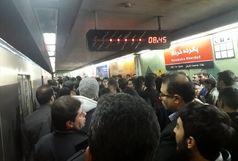 نقص فنی در خط یک مترو نداشتیم!
