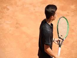 دونشان ملی پوش قزوینی در رقابت های تنیس آسیا
