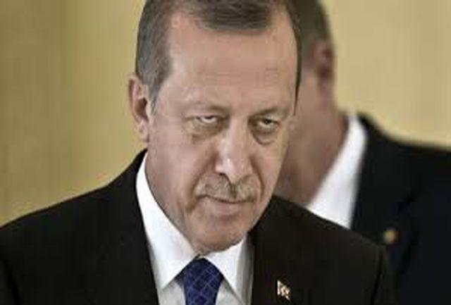 حمله اردوغان به قبرس یونانینشین