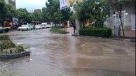 نهرهای سرپوشیده و ریختن زباله، متهمان اصلی آبگرفتگی معابر/ شبکههای جمعآوری آب در غرب تهران کامل نیست
