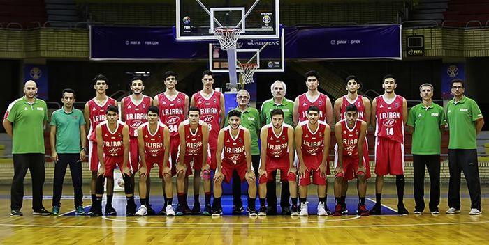 تیم ملی بسکتبال جوانان در بابل اردو می زنند