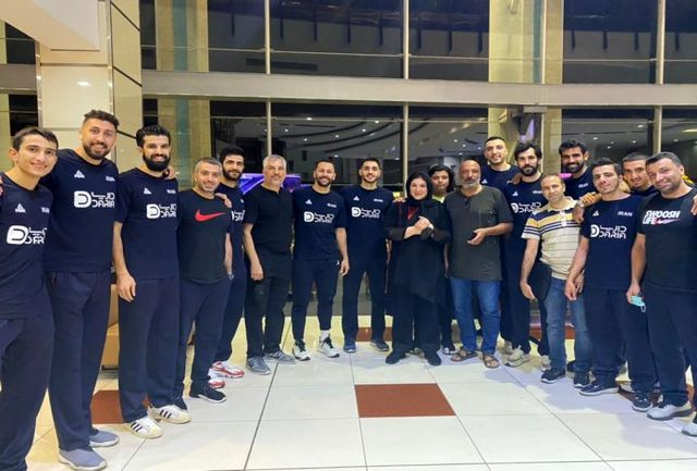 تیم ملی بسکتبال ایران راهی توکیو شد
