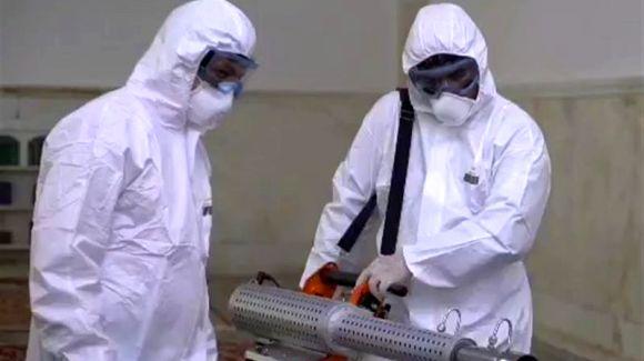 ویروس کرونا درمانگاه تامین اجتماعی نقده را تعطیل کرد