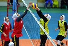 دختران والیبالیست آذربایجانغربی از راهیابی به فینال امیدهای کشور بازماندند