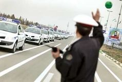آمادگی پلیس راهور ایلام برای پوشش ترافیکی مسیرهای شعب اخذ رای