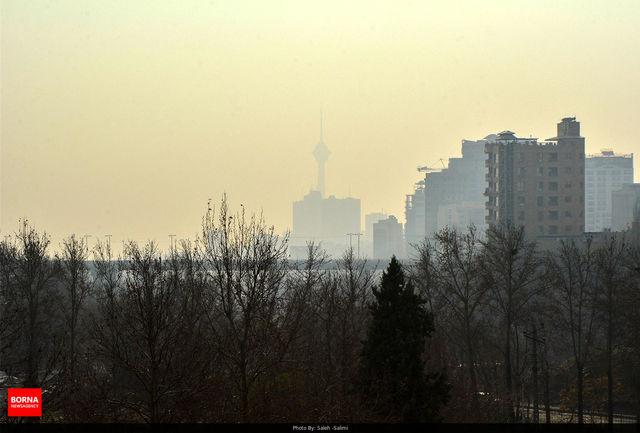 افزایش آلودگی هوا در کلانشهرها تا سه شنبه/ هشدار وقوع بهمن در جادههای کوهستانی