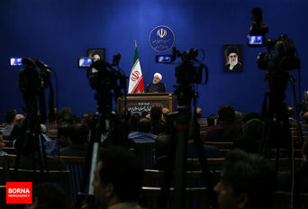 فیلمهای کنفرانس خبری دکتر روحانی