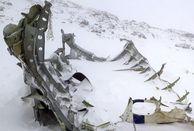 جدیدترین تصویر از بقایای هواپیمای ای تی ار ٧٢ در ارتفاعات کوه دنا