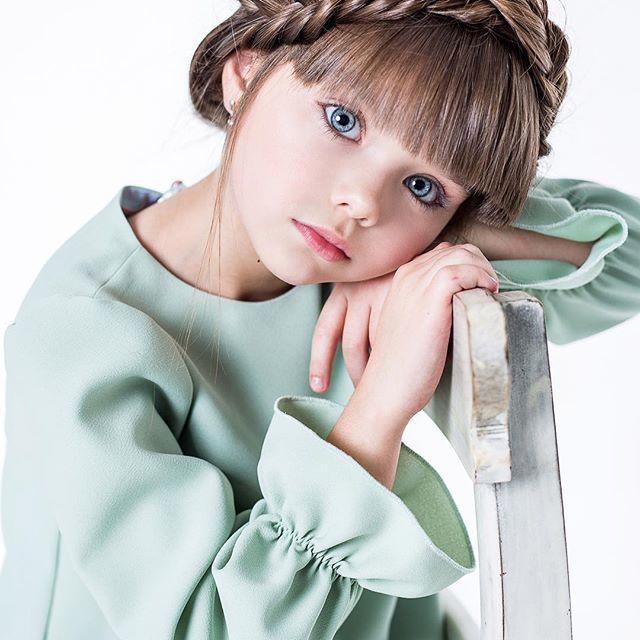زیباترین دختر دنیا+ عکس