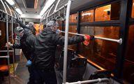 ابتلای ۱۸ راننده شرکت واحد به کرونا/ عملیات ضد عفونی کردن ناوگان اتوبوسرانی پایتخت ادامه دارد