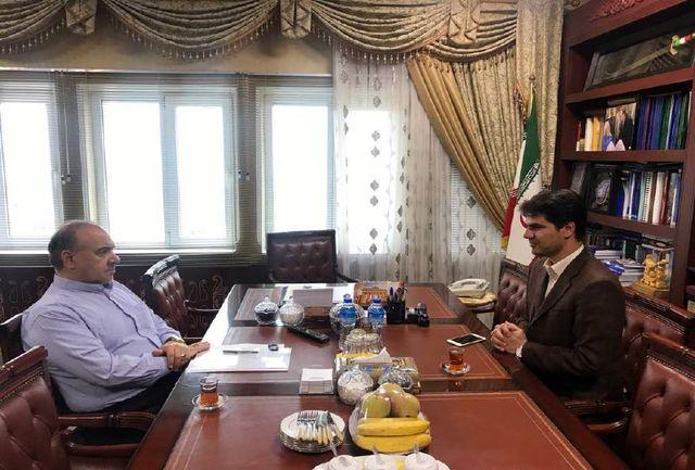 سلطانیفر، عزیزی را به عنوان رییس فدراسیون گلف منصوب کرد