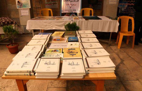بازدید اعضای شورای اسلامی شهرقدس از نمایشگاه قرآنی