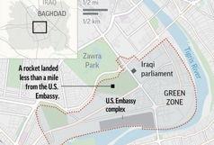 تخلیه اضطراری سفارت آمریکا در بغداد