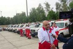 ۱۱ نفر از زائران گمشده در عراق از طریق هلال احمر به کشور باز گرداننده شدند
