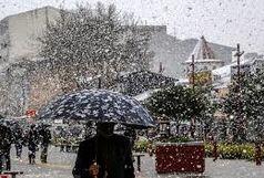 باران، برف و کولاک/ پیشبینی بارشهای ۶۰میلیمتری