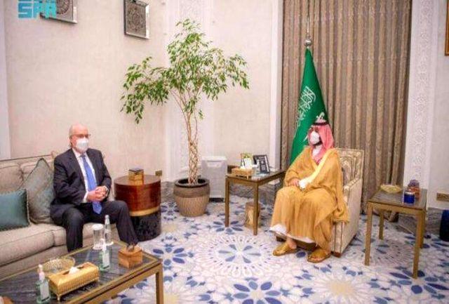 نماینده ویژه امریکا در امور یمن با «محمد بن سلمان» دیدار کرد