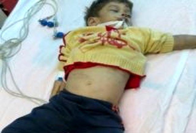 جان سپردن کودک ۴ ساله زیر شکنجه های خاله معتادش