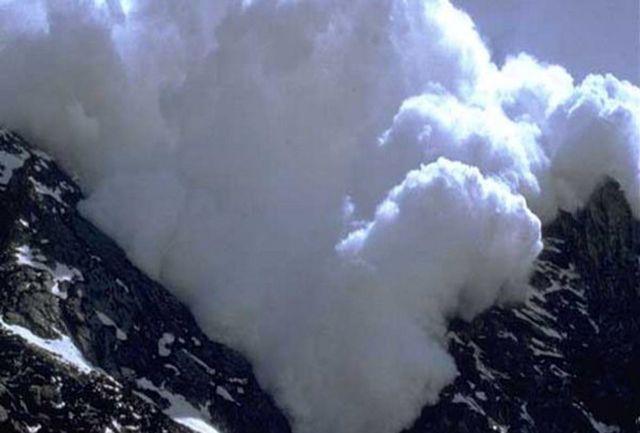 احتمال سقوط بهمن در ارتفاعات تهران