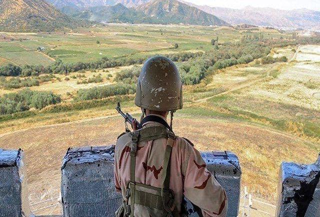 """یکی از فرماندهان هنگمرزی""""کُرَند""""با سلاح سرد به شهادت رسید"""
