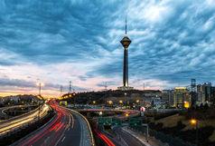 101 روز هوای سالم و پاک از ابتدای سال در تهران