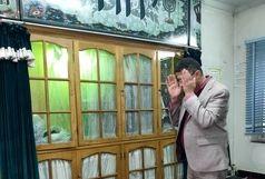 نماز اول وقت دستاندرکاران انتخابات در کنیسه یهودیان شیراز