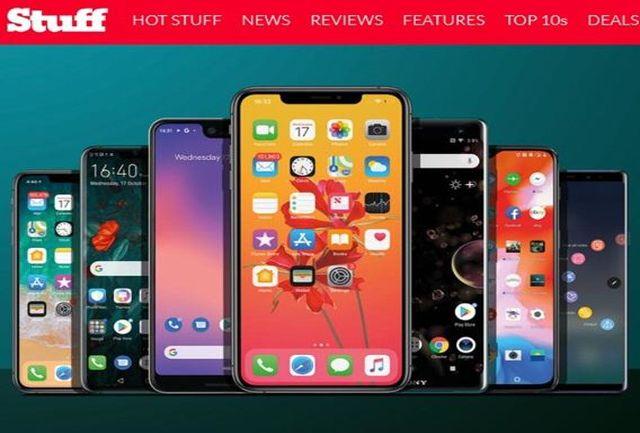 Huawei Mate 20 Pro به عنوان بهترین گوشی سال 2018 انتخاب شد