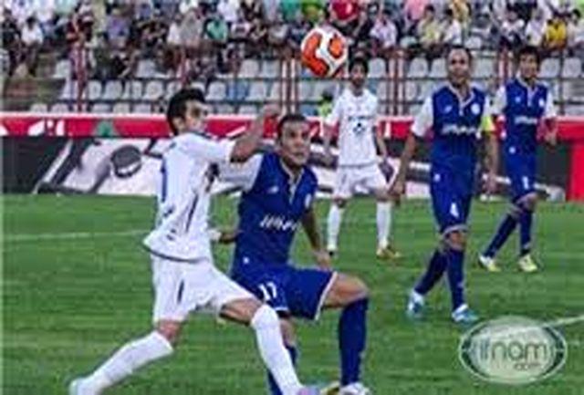 گسترش 2-2 استقلال خوزستان؛ تساوی آبی ها در روز درخشش تازه واردها