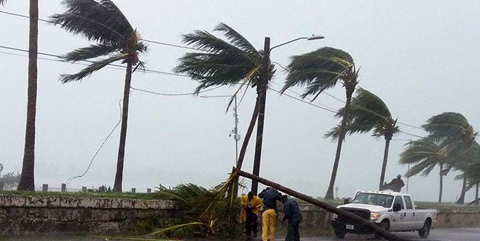 پیشبینی وقوع طوفانی با مقیاس «دوریان» در نواحی خلیج فارس