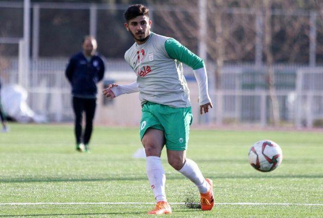 خدابندهلو: فدراسیون کلیه امکانات را برای تیم فوتبال امید فراهم کرد