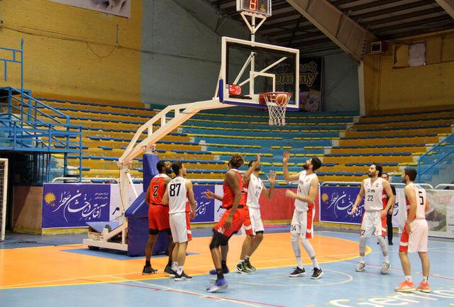تیم بسکتبال شهرداری قزوین را در لیگ حفظ می کنیم/ ششم جدول هدف گذاری شده است