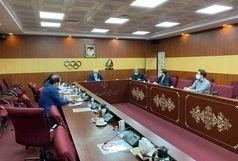 نشست کمیسیون توریسم ورزشی کمیته ملی المپیک برگزار شد