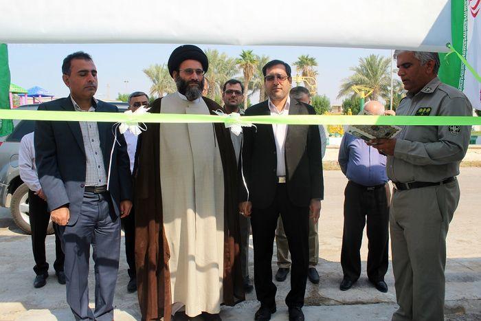 اداره حفاظت محیط زیست شهرستان دیلم افتتاح شد
