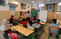 دومین آموزش رایگان دانش آموزان بازمانده از تحصیل لامرد آغاز شد