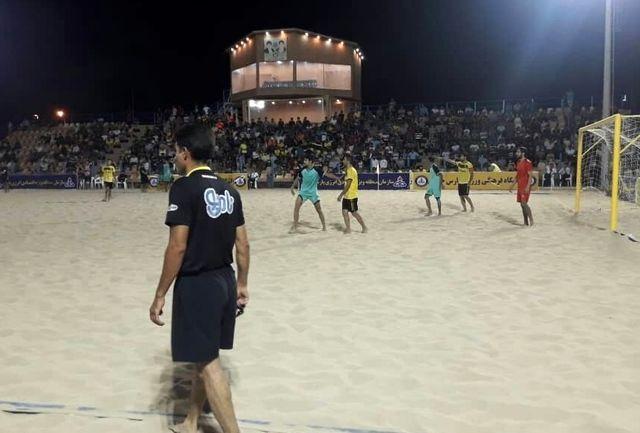 اعلام داوران هفته دوم لیگ برتر فوتبال ساحلی