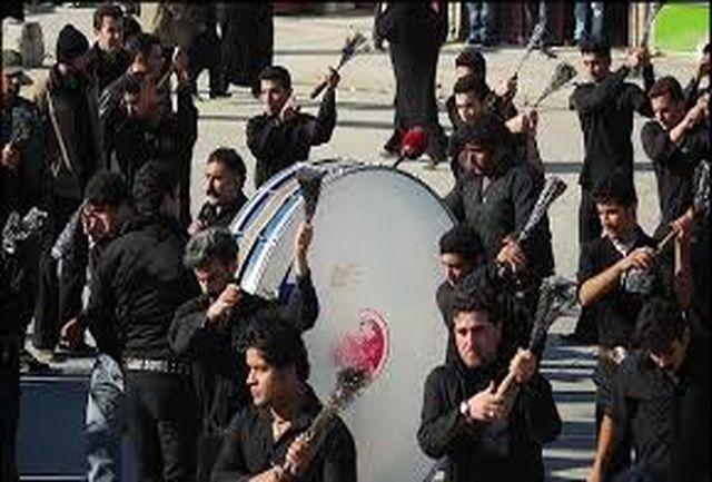 دسته عزاداری و برپایی ایستگاه پذیرایی در محرم ممنوع است