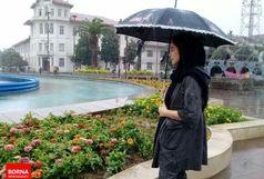 ادامه بارش باران تا دوشنبه در گیلان