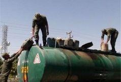 کشف 28 هزار لیتر گازوئیل قاچاق در سیستان و بلوچستان