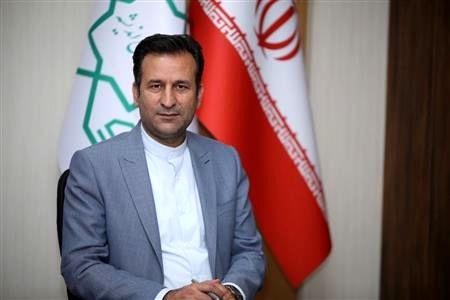 قدردانی علی ملکی از پاکبانان خدمات شهری شهرداری اندیشه