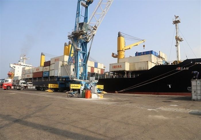 ورود کشتی ۶۶ هزار تنی شکر به بندر چابهار