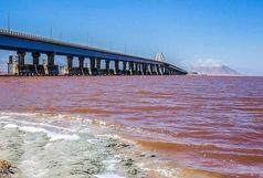 تراز دریاچه ارومیه بدون تغییر طی یک هفته گذشته