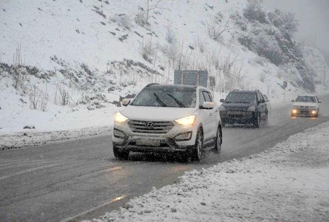 تمامی محور های استان یزد باز است/ رانندگان در تردد خود نهایت دقت را داشته باشند