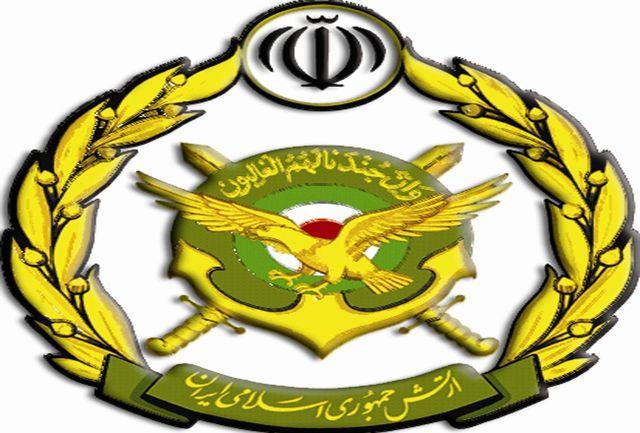 کمک ارتش به خدمه کشتیهای حادثه دیده در دریای عمان