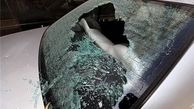تخریب خودروها محله خاوران در روز روشن