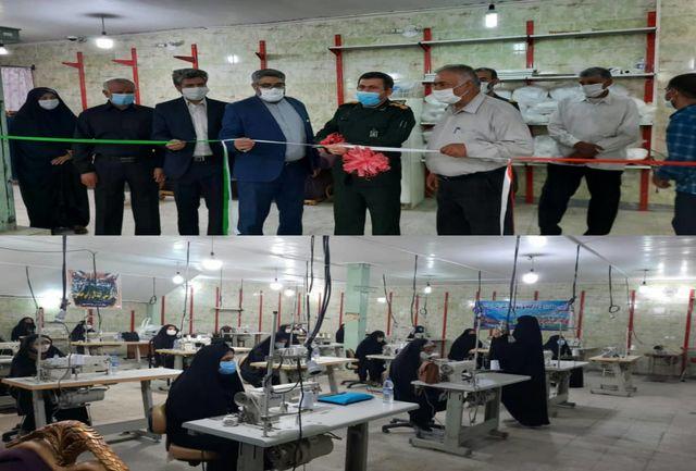 کارگاه آموزش مهارتی فنی و حرفه ای خیر ساز بهبهان راه اندازی شد