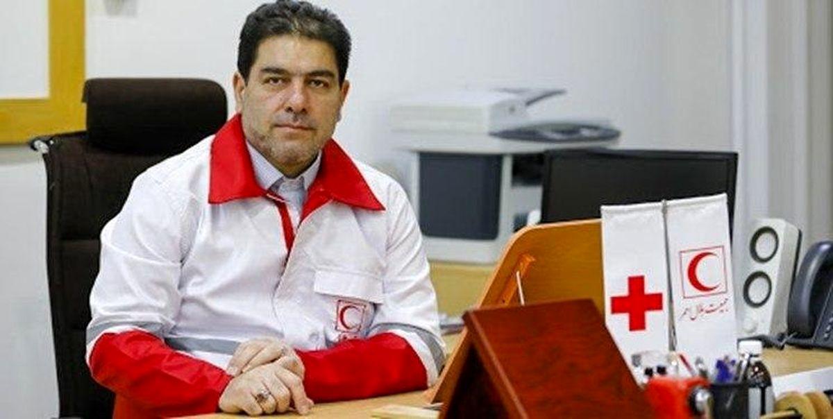 رئیس جمعیت هلال احمر آخرین جزئیات زلزله سی سخت را تشریح کرد