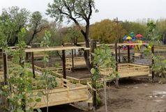 تعطیلی بوستانهای قزوین در روز طبیعت